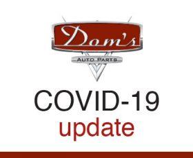 COVID-10 Update